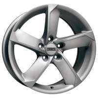 Fondmetal 7900 7x16/5x105 ET39 D56.6 Matek Silver