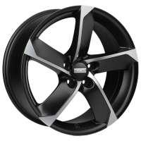 Fondmetal 7900 8x18/5x112 ET25 D57.1 Mat Black Polished