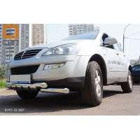 Защита переднего бампера SSANG YONG (SYKY.33.3067)