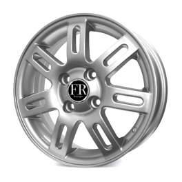 FR replica KI056 5x14/4x100 ET45 D54.1 Silver