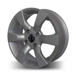 FR replica PG034 6x15/4x108 ET23 D65.1 Silver