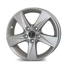 FR replica HND608 6.5x16/5x114.3 ET53 D67.1 Silver