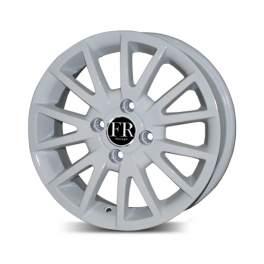 FR replica RN062 5.5x14/4x100 ET43 D60.1 White