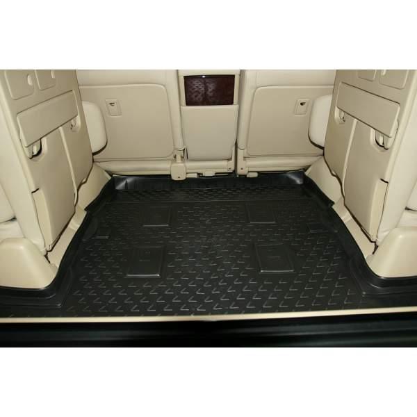 Автомобильный коврик Novline NLC.29.07.G13 для Lexus LX 570 2007-2012 - фото 4