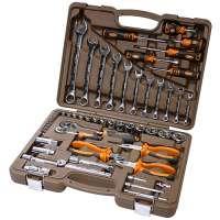 Набор инструментов универсальный 55 предметов Ombra OMT55S