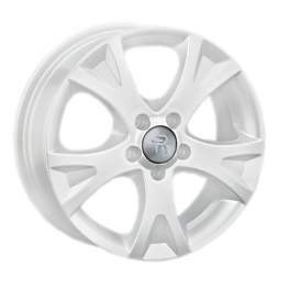Replay SK5 6x15/5x112 ET47 D57.1 White