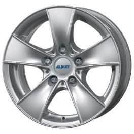 Alutec E 8x17/5x120 ET30 D72.5 Polar Silver