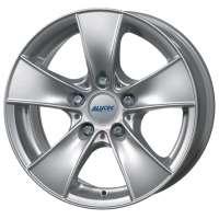Alutec E 8x18/5x120 ET30 D72.5 Polar Silver