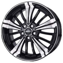 Alutec Ecstasy 7.5x17/5x115 ET35 D70.2 Diamant Black Polished