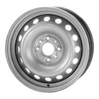 TREBL 7915 6x15 / 4x100 ET43 DIA 56,6 Silver