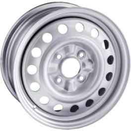TREBL 42E45S 4,5x13/4x114,3 ET45 D69,1 silver