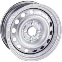 Trebl 64A50C 6x15/4x100 ET50 D60,1 Silver