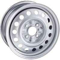 TREBL x40006 6x15 / 4x100 ET45 DIA 56,6 Silver