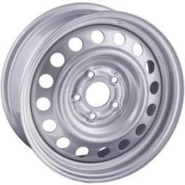TREBL X40010 6,5x16/5x112 ET39,5 D66,6 silver