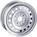 Trebl 9495 6,5x16/5x130 ET66 D89,1 Silver