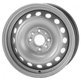 Trebl 8430 6x15/5x100 ET39 D54,1 Silver