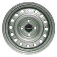 TREBL X40012 6x15/4x98 ET38 D58,1 silver