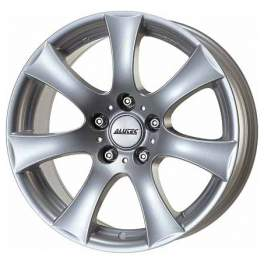 Alutec V7 8x17/5x120 ET20 D76.1 Polar Silver