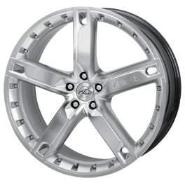 Antera 503 9x20/5x150 ET30 D110.1 Silver