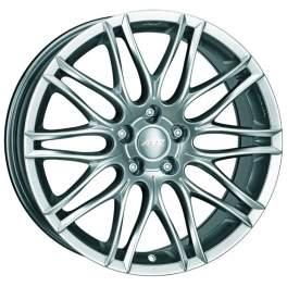 ATS Champion 8.5x18/5x114.3 ET40 D70.1 Sterling Silver