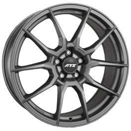 ATS Racelight Grau 8.5x18/5x114.3 ET38 D75.1 Racing Grau Lackiert