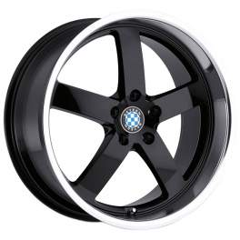 Beyern Rapp 10x20/5x120 ET35 D72 Gloss Black