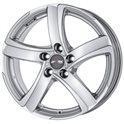 Alutec Shark 6x15/4x98 ET38 D58.1 Sterling Silver