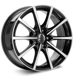Borbet BL5 8x18/5x108 ET40 D72.5 Black glossy