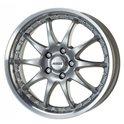 Alutec Kyro5 7x15/5x114.3 ET40 D70.1 Polar Silver