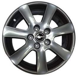 Borbet CA 6x15/5x112 ET47 D72.5 Metal Grey