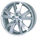 Alutec Lazor 8x18/5x112 ET31 D70.1 Polar Silver
