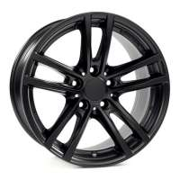 Alutec X10 8x17/5x120 ET30 D72.6 Racing Black