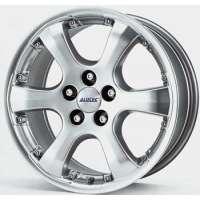 Alutec Leon 7x17/4x114.3 ET38 D70.1 Sterling Silver
