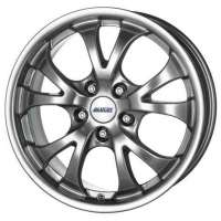Alutec Nitro 7x16/5x112 ET45 D70.1 Sterling Silver