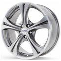 Alutec Storm 6.5x15/5x110 ET38 D65.1 Sterling Silver