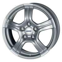 Alutec Helix 6.5x15/4x108 ET18 D65.1 Polar Silver