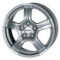 Alutec Helix 6.5x15/4x108 ET42 D63.3 Polar Silver