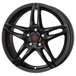 Alutec Poison 8x18/5x114.3 ET35 D70.1 Racing schwarz poliert