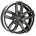 ATS Temperament 9.5x20/5x114.3 ET30 D75.1 Blizzard Grey Lip Polished