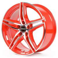 Borbet XRT 8x18/5x114.3 ET45 D72.5 Red Front Polished