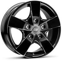 Borbet CWF 6.5x16/5x160 ET60 D65.05 Black glossy