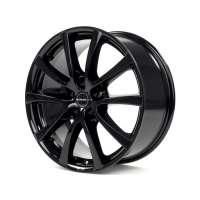 Borbet LV5 7x17/5x110 ET40 D72.5 Black glossy
