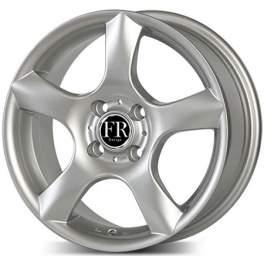 FR design 810/01 6.5x15/5x108 ET45 D63.4 Silver