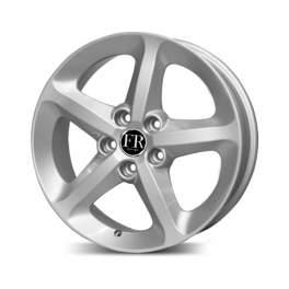 FR replica HND402 6.5x17/5x114.3 ET46 D67.1 Silver