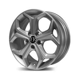 FR replica FD1036 6.5x16/5x108 ET50 D63.4 Silver