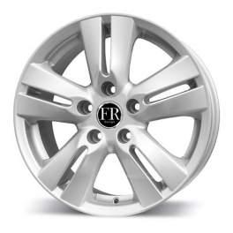 FR replica HND561 6.5x15/5x114.3 ET45 D67.1 Silver