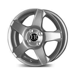FR replica OPL630 5.5x14/4x100 ET39 D56.5 Silver