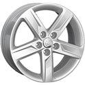 FR replica TY1040 6.5x17/5x114.3 ET39 D60.1 Silver