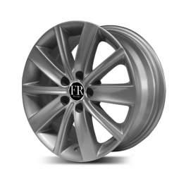 FR replica VW9015 6.5x15/5x100 ET40 D57.1 Silver