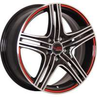 LegeArtis Concept-GM526 7x17/5x115 ET45 D70.3 BKFRS